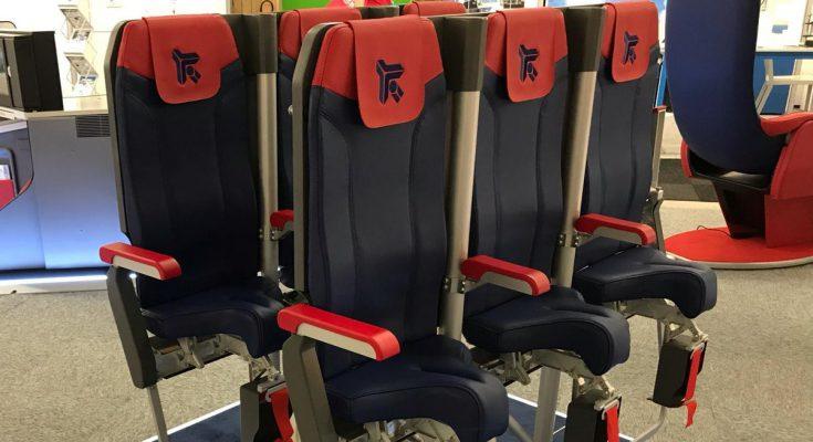 Стоячие места в самолёте
