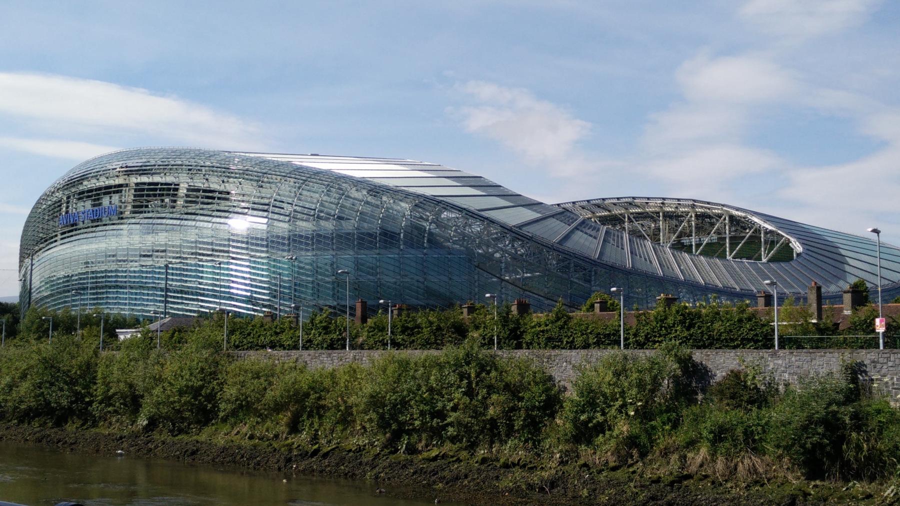 Авива стадион Дублин