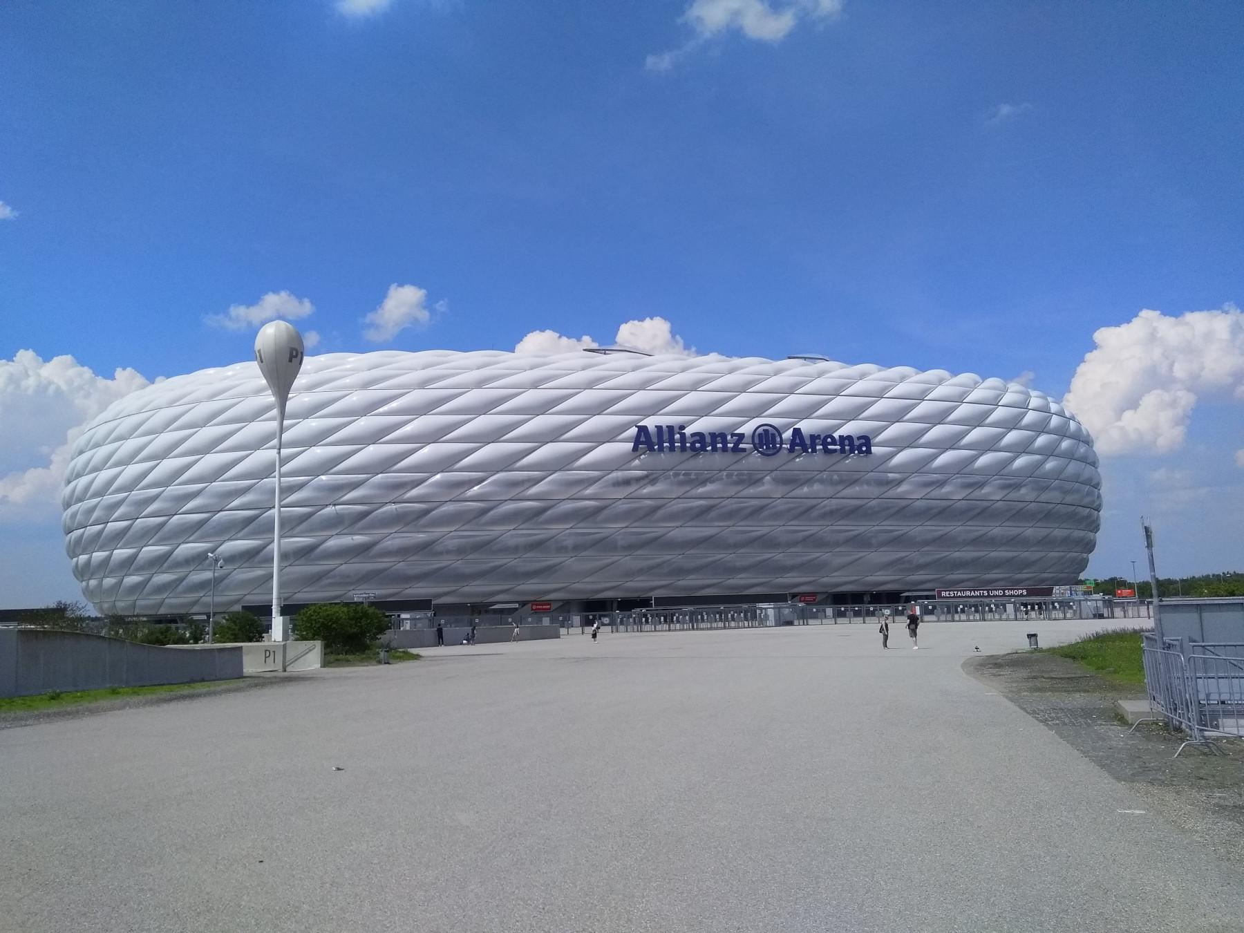 Мюнхенская Альянц Арена