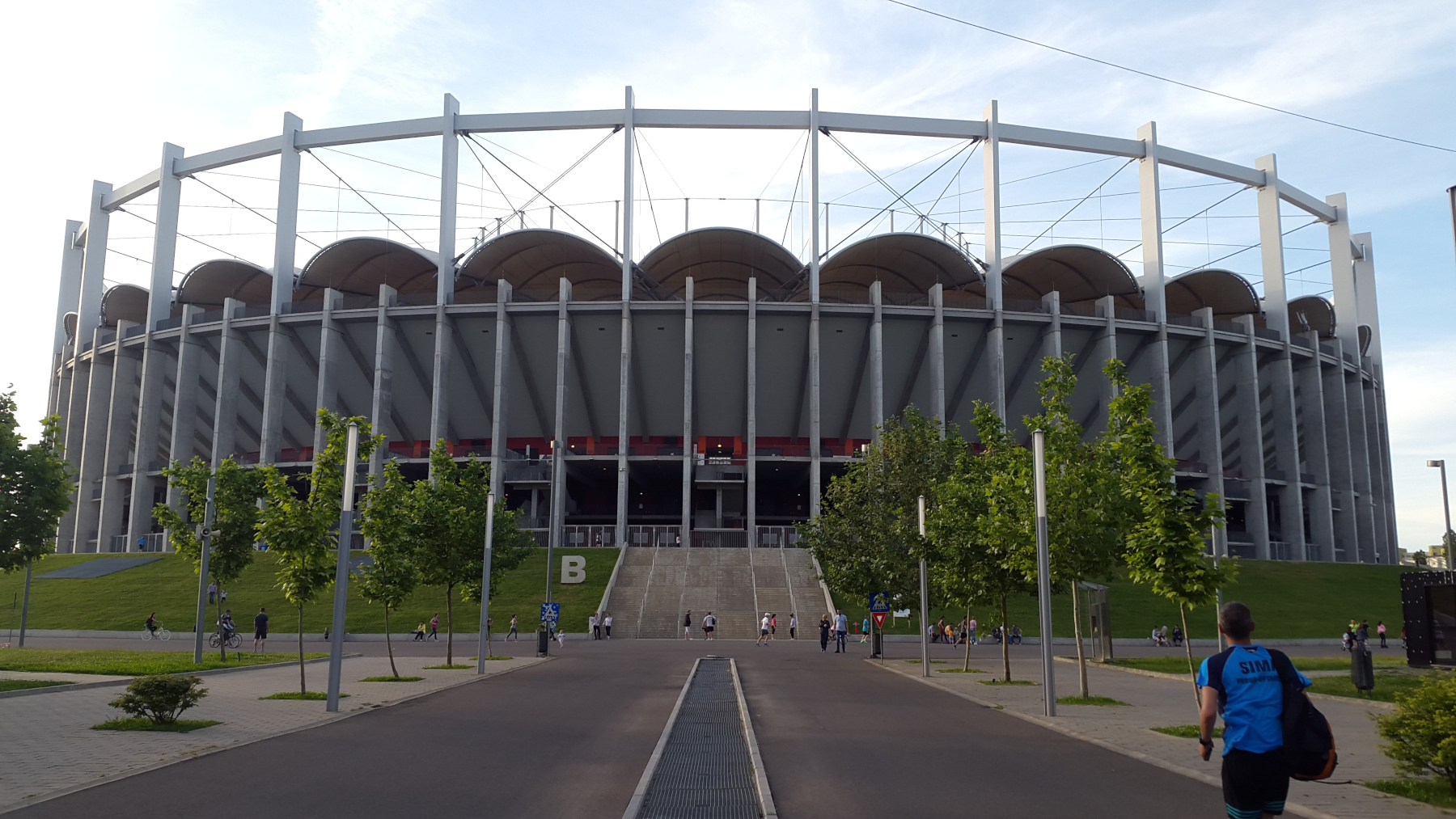 стадион в Бухаресте