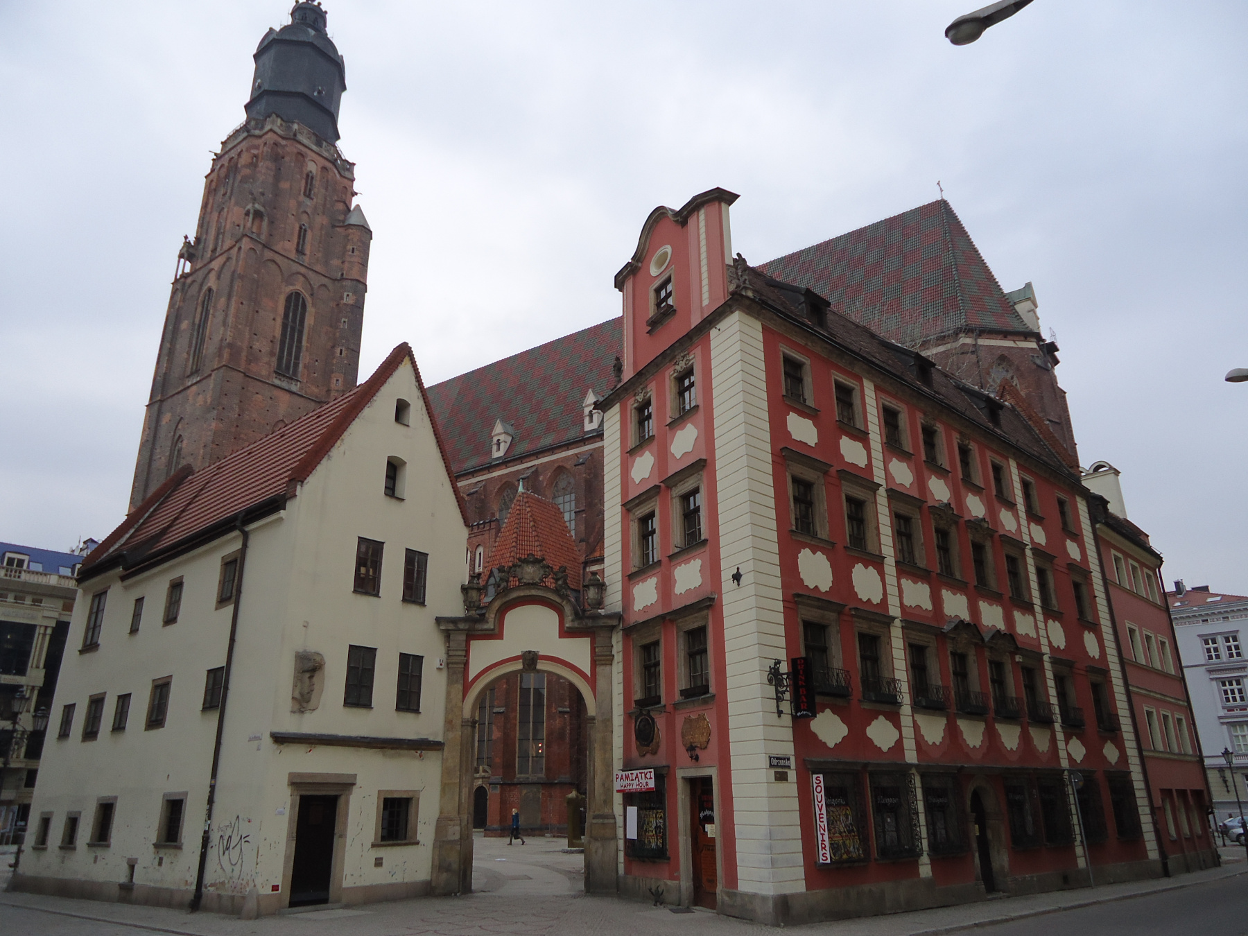 Костел Святой Елизаветы (Kosciol Sw. Elzbiety)