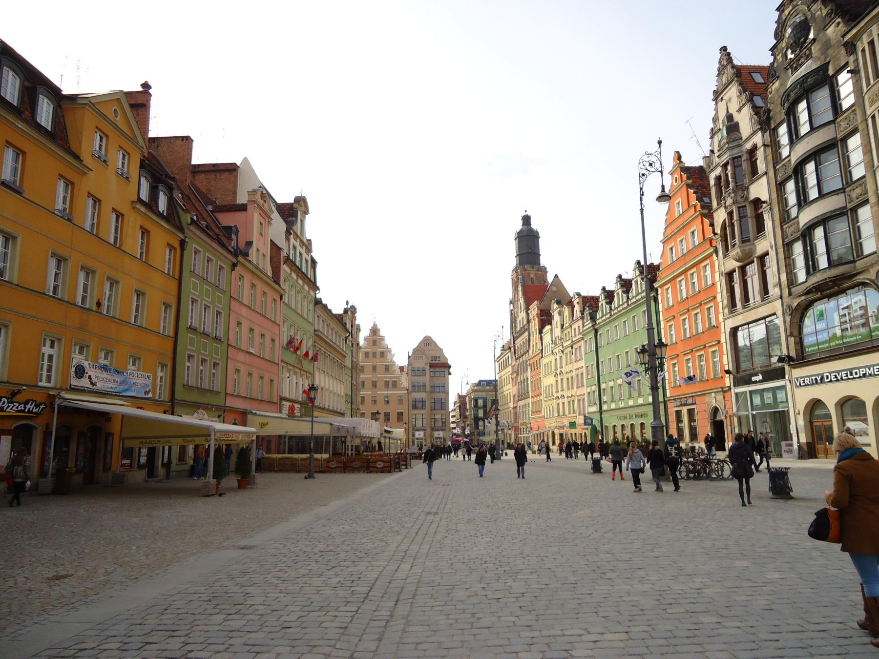 Рыночная площадь (Rynek we Wrocławiu)
