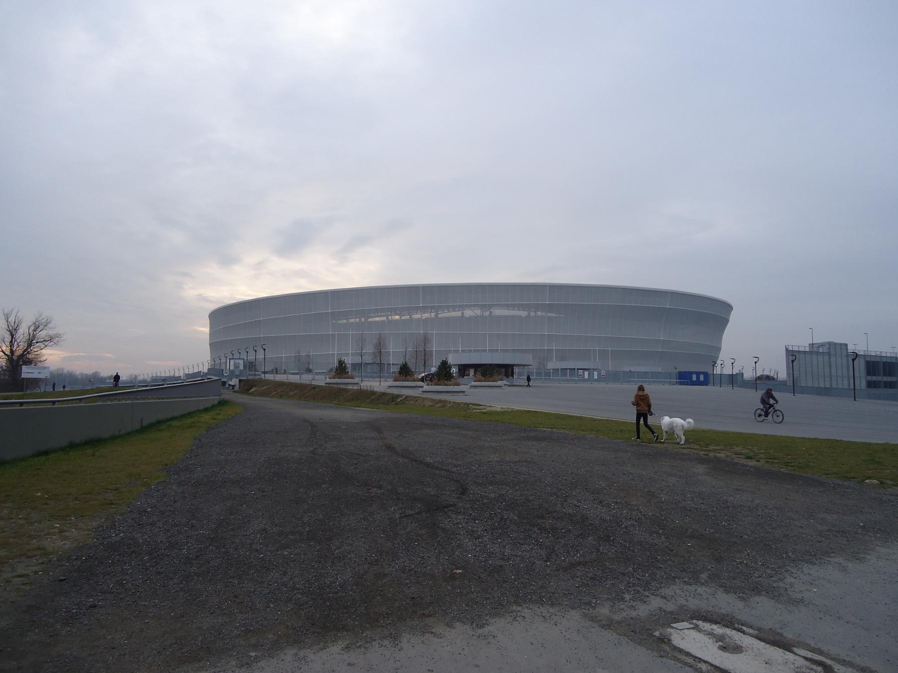 Городской стадион (Stadion Miejski)