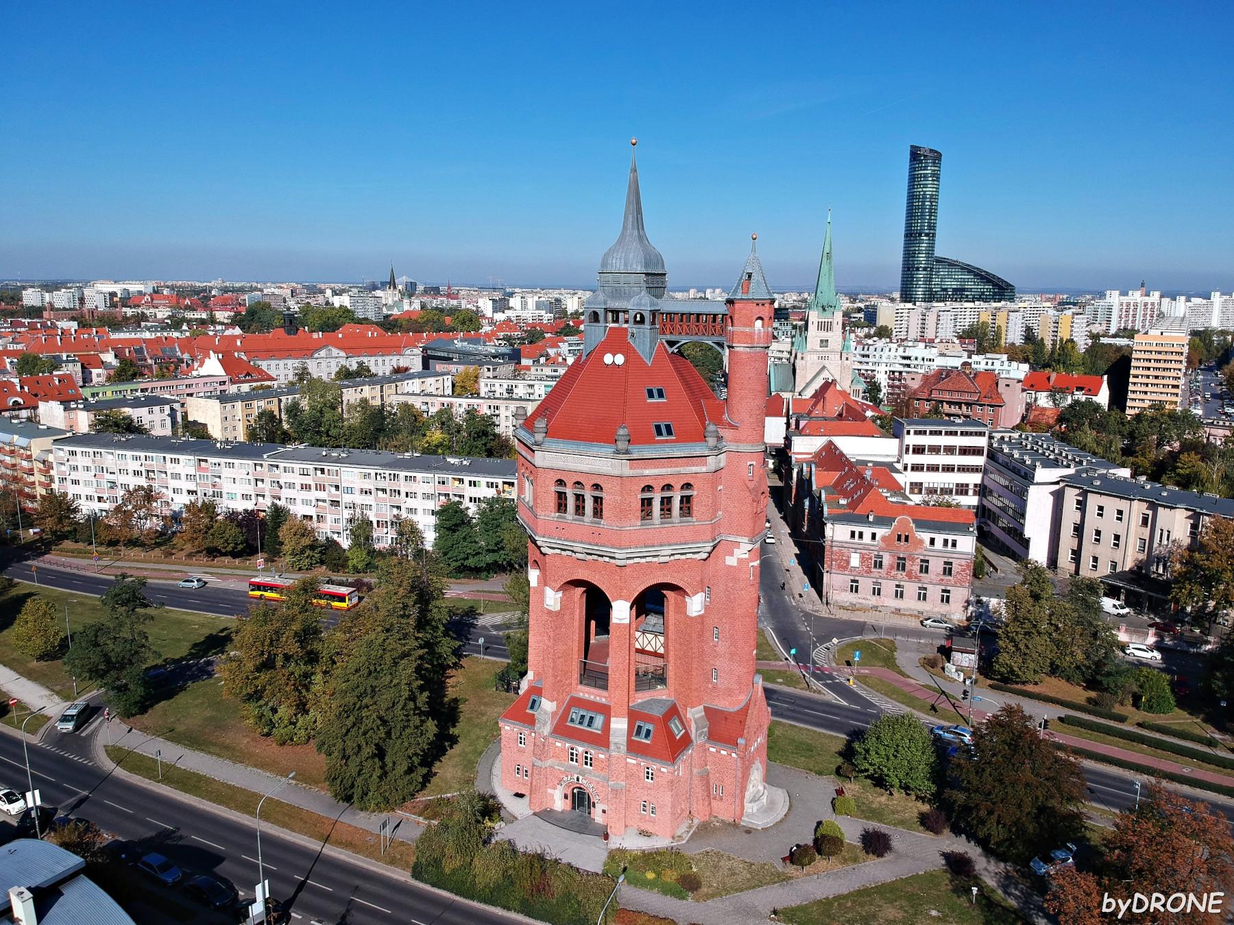 Водонапорная башня (Wieża ciśnień przy alei Wiśniowej we Wrocławiu)