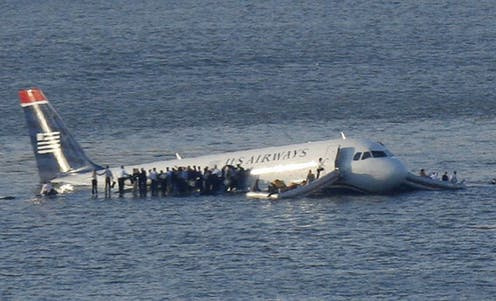 Чудо на Гудзоне - аварийная посадка A320 на реку